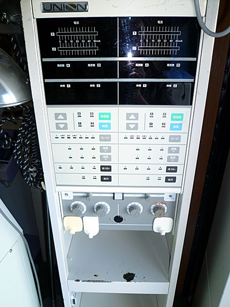 No.3505 PULSER UN-810N